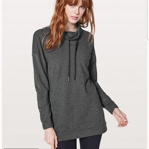 Lululemon Twisted and Tucked Sweatshirt